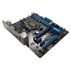 Asus P8H61-M LX2 R2.0 Socket 1155 Motherboard With BP