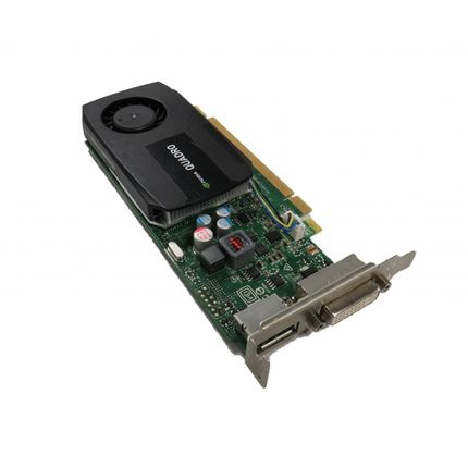 Dell PKPJT NVIDIA Quadro K420 2GB DVI DP PCIe Graphics Card