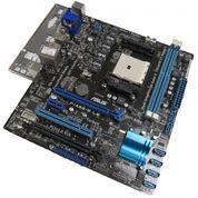 Asus F1A55-M LE Rev 1.00 Socket FM1 Motherboard With BP