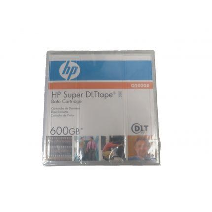 HP Super DLTtape II Data Cartridge 600GB Q2020A New Sealed