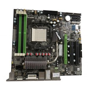 XFX Geforce 8200 Socket 940 DDR2 ATX Motherboard With BP
