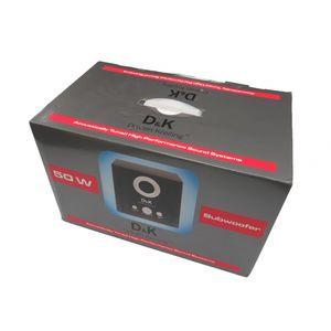 NEW Boxed Optoma Dolcen Kreiling 50 Watt Active Subwoofer DK-SW50