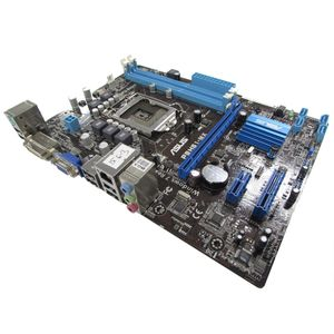 Asus P8H61-MX REV 1.01 Socket 1155 Motherboard With BP