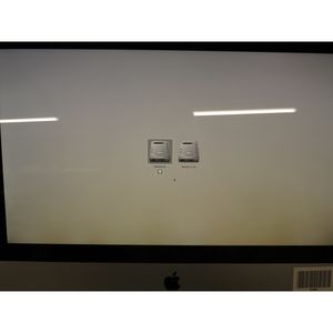 "Apple iMac A1311 21.5"" C2D 3.06GHz 4GB 500GB High Sierra Grade C5 Yellow Tint"