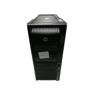 HP Z820 Workstation 2x Xeon E5-2687W 3.1GHz 64GB RAM NO HDD POST TEST ONLY