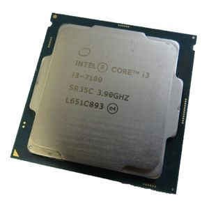 Intel Core i3-7100 SR35C 3.90GHz Socket LGA1151 CPU