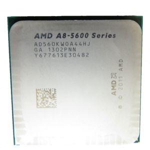 AMD A8 Series A8-5600K AD560KW0A44HJ 3.60GHz Socket FM2 Processor