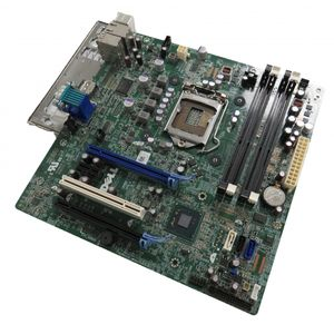 Dell  E93839 KA0121 Socket LGA 1155 Motherboard With BP