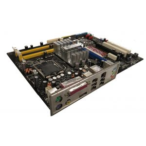 Asus P5N-E SLI REV 1.01 LGA775 Motherboard With BP