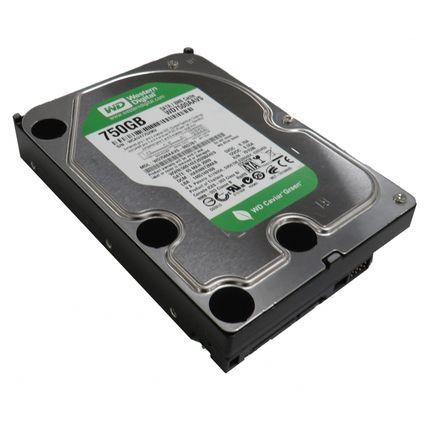 """Western Digital Caviar Green WD7500AAVS 750GB 3.5"""" Desktop Hard Drive"""