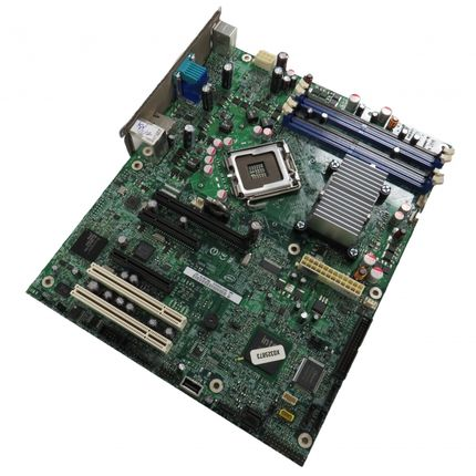 Intel S3200SH LGA775 Server Board D86139-303 With BP