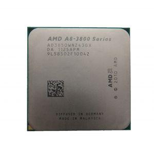 AMD A8 Series A8-3850 AD3850WNZ43GX 2.90GHz Socket FM1 Processor