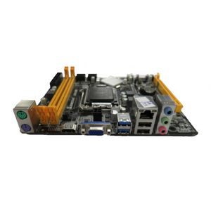 Biostar H81MHV3 VER 7.2 LGA1150 Motherboard Without BP