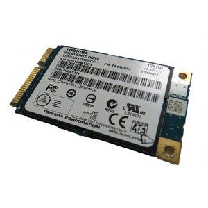 Toshiba THNSNS128GMCP 128GB mSATA Solid State Drive