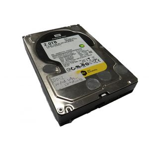 "Western Digital WD2001FYYG 2TB 3.5"" WD RE SAS Hard Drive"
