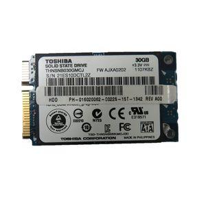 Toshiba SG2 Series THNSNB030GMCJ 30GB mSATA SSD