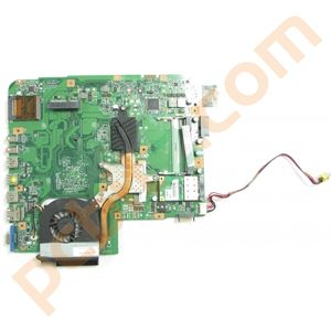 Acer Aspire 5335 Motherboard with T3500, Heatsink and Fan