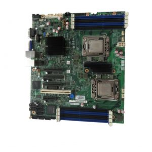 Intel S5500BC Server Motherboard + 2 x E5620 @ 2.4GHz