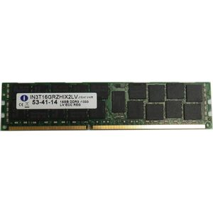 Integral IN3T16GRZHIX2LV 1 x 16GB DDR3 1300MHz LV ECC Registered Memory