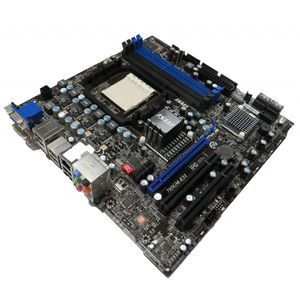 MSI 785GM-E51 MS-7596 VER 1.2 AM3 Motherboard With BP