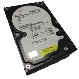"MDT MD02500-BJBW 250GB IDE 3.5"" Desktop Hard Drive"