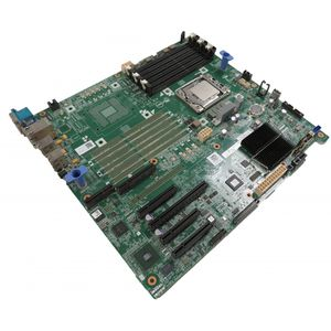 Dell PowerEdge T320 Socket LGA-1356 Server Motherboard W7H8C With Backplate