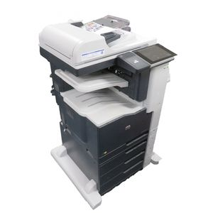 HP LaserJet Enterprise 700 color MFP M775z CC524A Colour Printer Copier Cracked