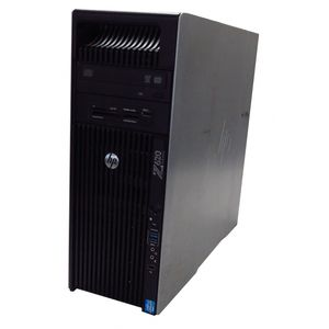 HP Z620 Workstation Xeon E5-1620 3.6GHz 32GB RAM *POST TEST*
