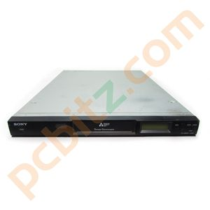 Sony LIB-81 AIT3ex SCSI Autoloader (Drive Warnings)