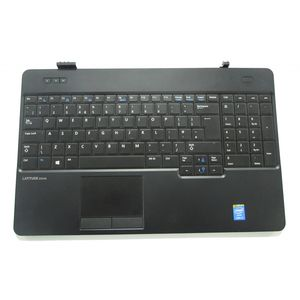 Dell Latitude E5540 Complete Palmrest With Keyboard and Touchpad