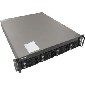 QNAP TS-809U 8 Bay NAS Server (8x500GB HDD)