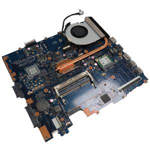 Asus X503M Laptop Motherboard Intel i5-4200u @ 2.60 Ghz, Heatsink and Fan