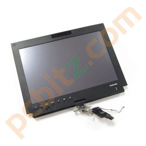 Toshiba Portege M750-11W Complete Screen and Back Cover