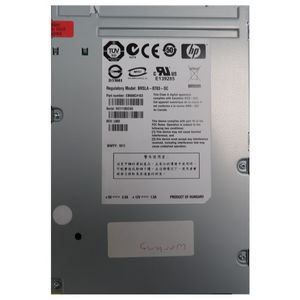 Tandberg BRSLA-0703-DC LTO4 SCSI Tape Drive No Front Bezel