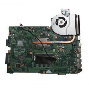 Asus X751L i3-5010u @ 2.10GHz Motherboard with fan and Heatsink