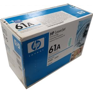 Genuine HP C8061A 61A Black Toner Cartridge Sealed Toner
