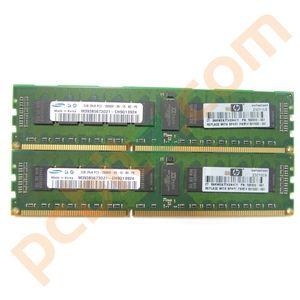 4gb Samsung HP Pc3l-10600r Ddr3-1333 Server RAM 647648-071