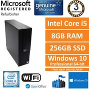 Dell Optiplex 3050 Intel i5-7500 @ 3.4GHz 8GB 256GB Win 10 Pro