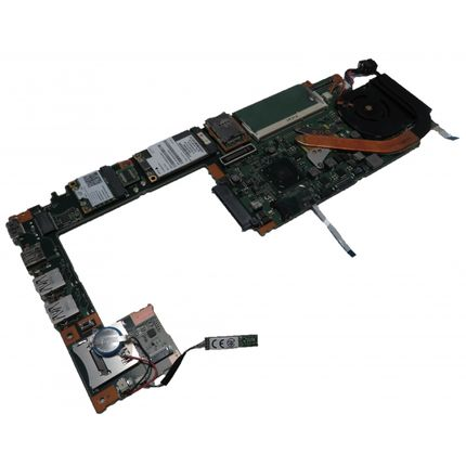 Fujitsu Lifebook E772 Motherboard + i5-3337u + Heatsink and Fan
