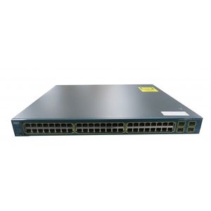 Cisco WS-C3560-48PS-S V04 48 Port POE 10/100 Switch No Ears