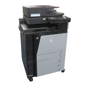 HP LaserJet M880 Printer No Stapler Unit (Read Description)