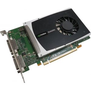 PNY VCQ2000D-T Nvidia Quadro 2000 D 1GB DDR5 PCI-E Graphics Card