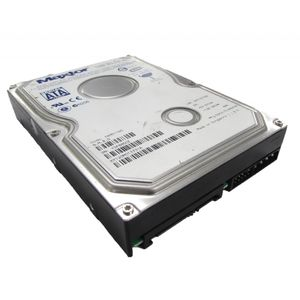 "Maxtor DiamondMax Plus 9 6Y120M0 120GB SATA 3.5""  Desktop Hard Drive"