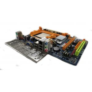 Biostar MCP6PB M2+ VER 6.6 Socket AM2+ Motherboard With BP