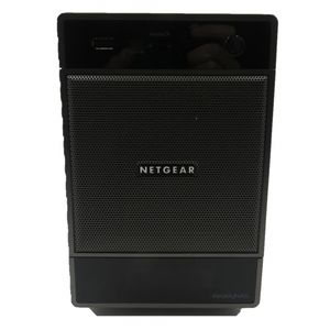 Netgear RND-4A NAS Box (No Caddies)(No HDDs)(POST Only)