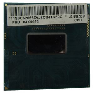i3-4000M SR1HC 2.4GHz 2 Cores 4 Threads Laptop CPU