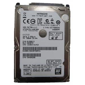 Hitachi HGST 640GB HTS547564A9E384 SATA HDD 2.5 5K750-640