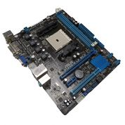 Asus F1A55-M LK R2 Plus Socket FM1 Motherboard NO IO Backplate