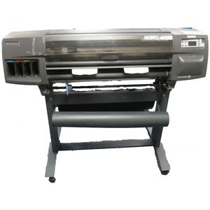 HP DesignJet 1050c Plus Plotter (No Printheads/Cartridges)