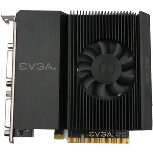 EVGA 2G-P3-2717-KR GeForce GT710 2GB DDR3 PCI-e  Graphics Card